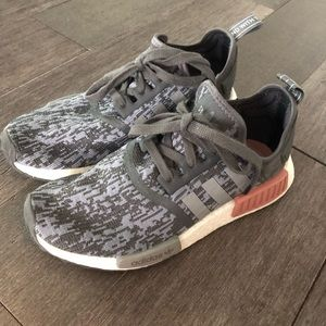 Adidas nmd gray 7.5
